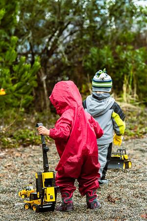 Alki Co-op Preschool Outdoor Two Class
