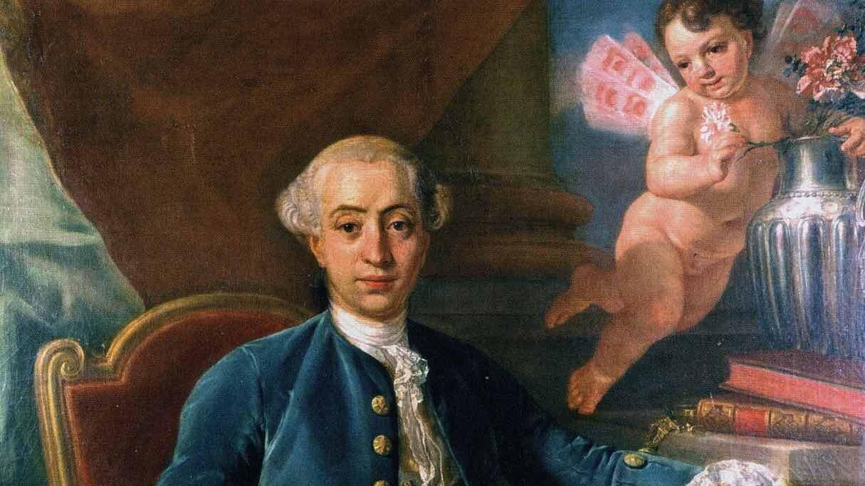 Casanova Và Tản Mạn Về Lịch Sử