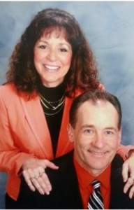 Ed and Debbie Zienkowski, owners of Z and Z Lawn Care