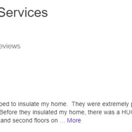 Insulation Contractor Reviews: Independence, OH Attic Insulation