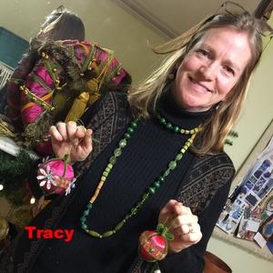DIY Ribbon Ornaments