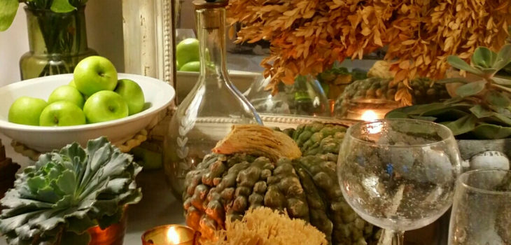 Tablescaping Holiday Tips from Pros