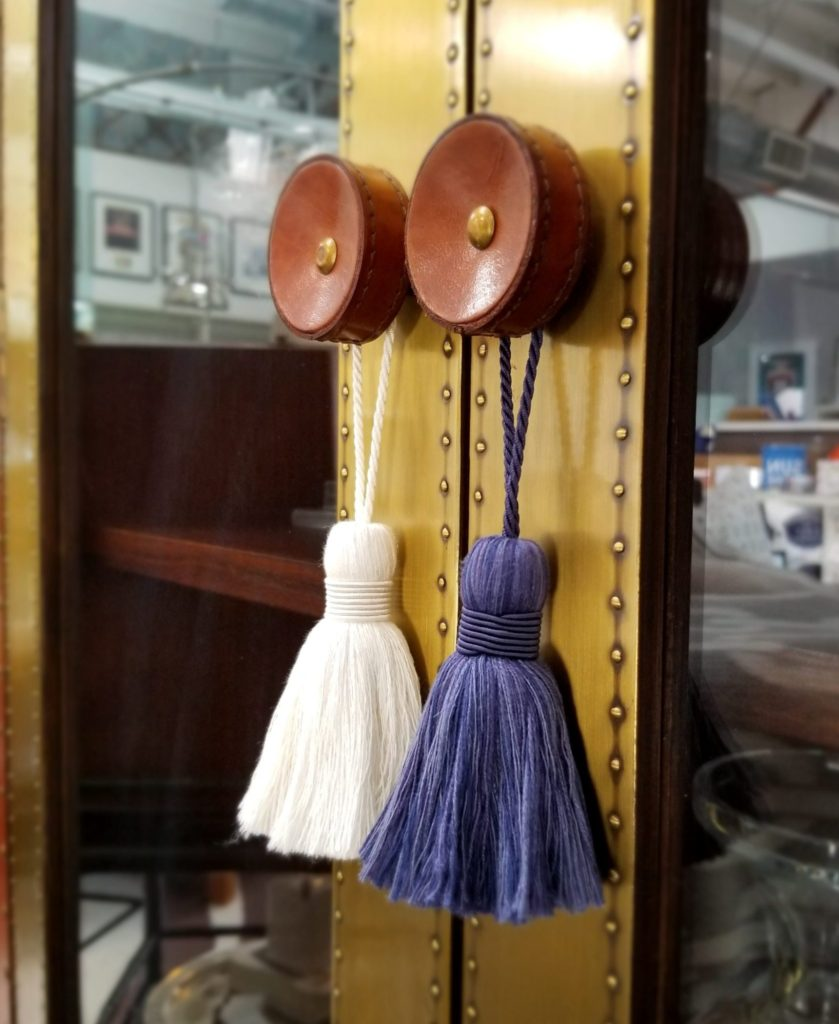 Zhushing with Tassels - Styling Tips from the Pros