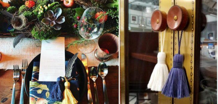 Decor Zhushing with tassels - Pro styling tips