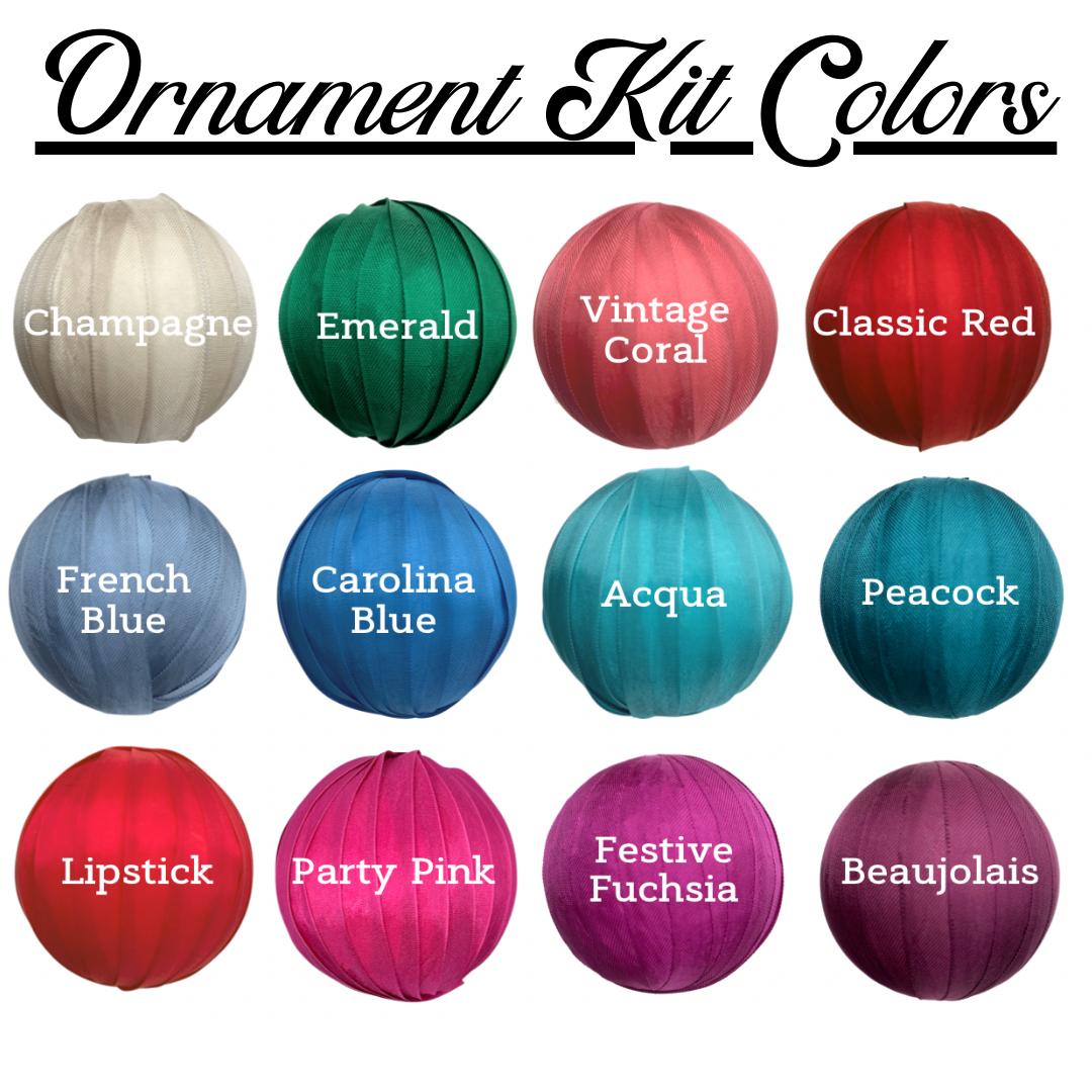 Trim Queen Ornament Kit Colors