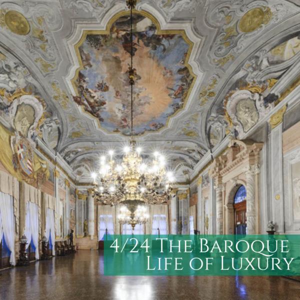 Baroque Ca' Rezzonico