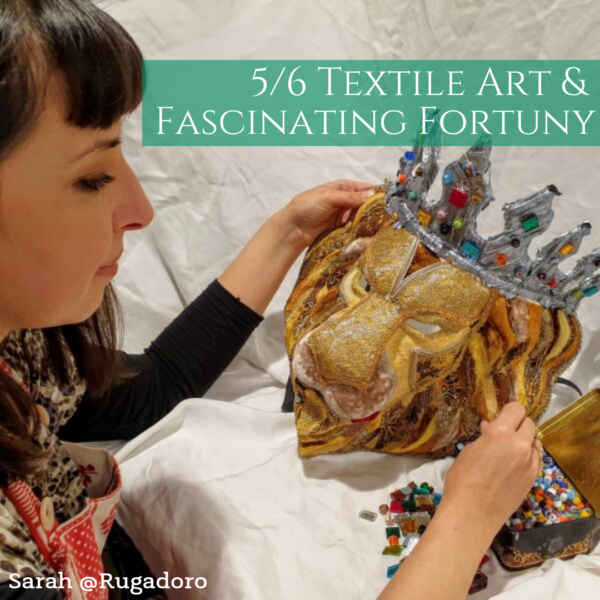 Virtual Venice Textile Art and Fortuny