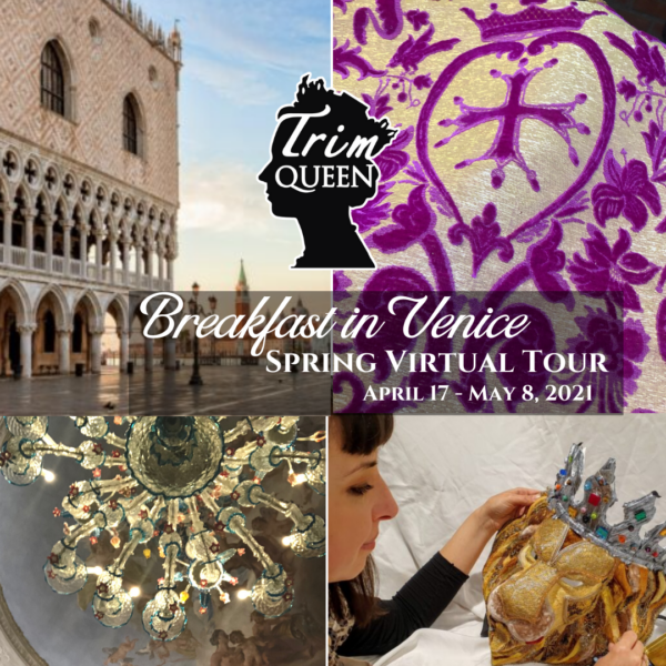 Breakfast in Venice Spring Virtual Tour