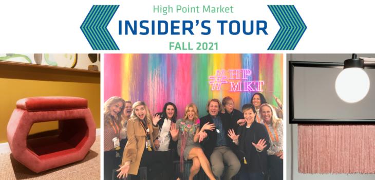 High Point Market Insiders Tour w TrimQueen