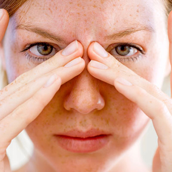 Chinese Medicine acupuncture for sinus congestion