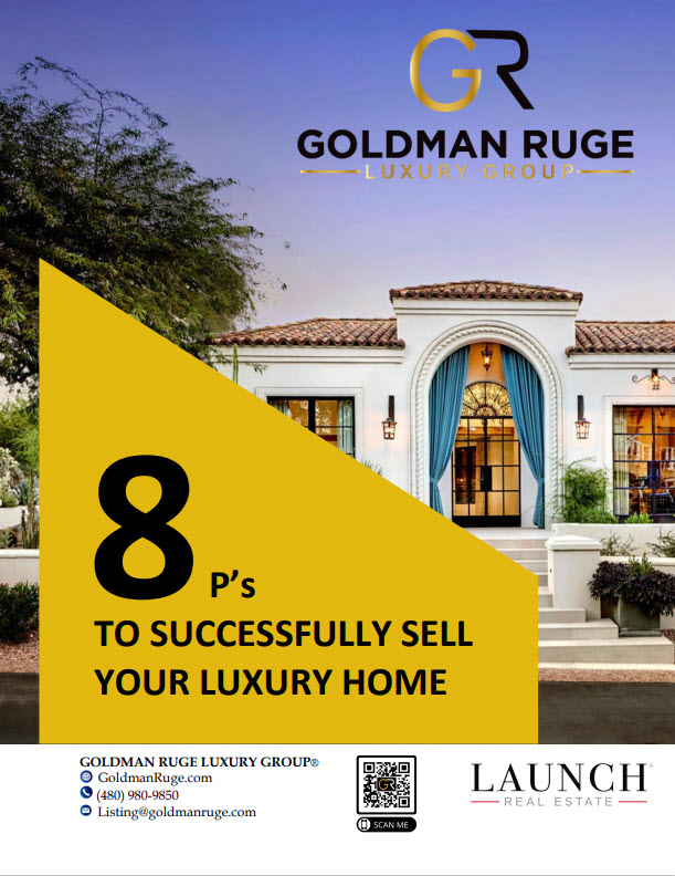 8 Steps To Successfully Selling Your Luxury Home