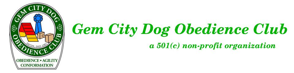 Gem City Dog Obedience Club