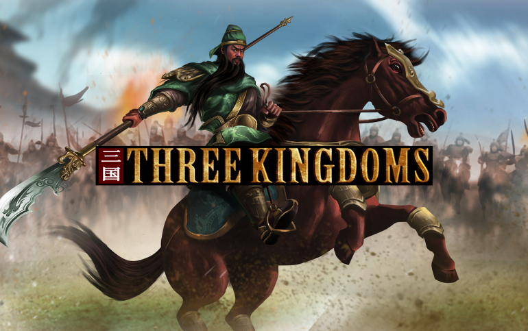 Three Kingdoms Game Will Be Coming Soon!