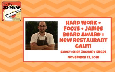 Hard Work + Focus + James Beard Award = New Restaurant Galit! (#28)
