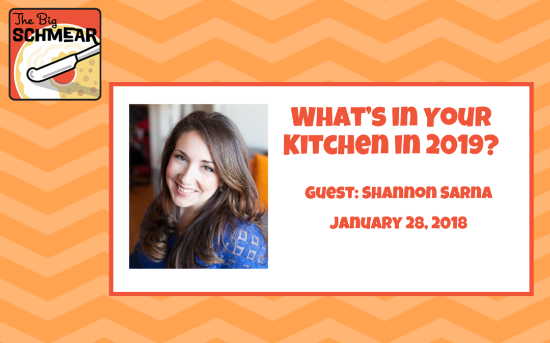What's in Your Kitchen in 2019? (#30)