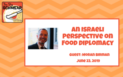 An Israeli Perspective on Food Diplomacy (#37)