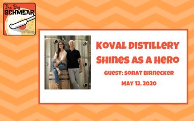 Koval Distillery Shines as a Hero