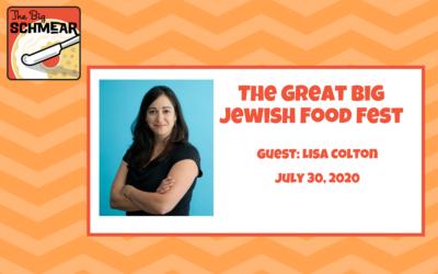 The Great Big Jewish Food Fest!