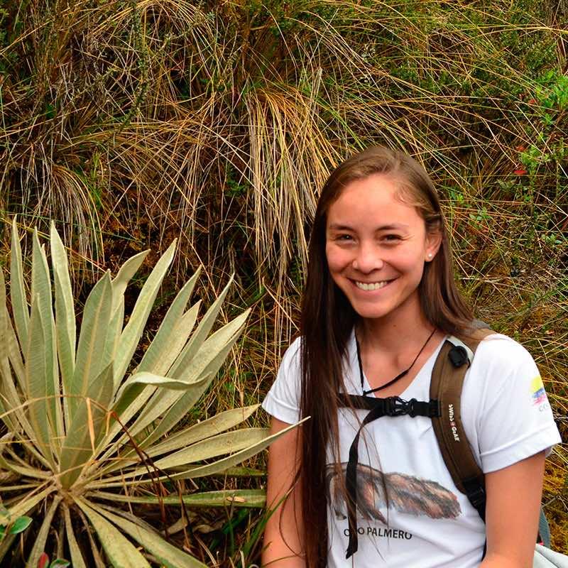 Paula Saravia, Esfera Viva, Actualidad ambiental, Medellín, Colombia