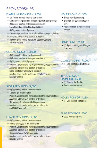 Southern States Charity Golf Classic