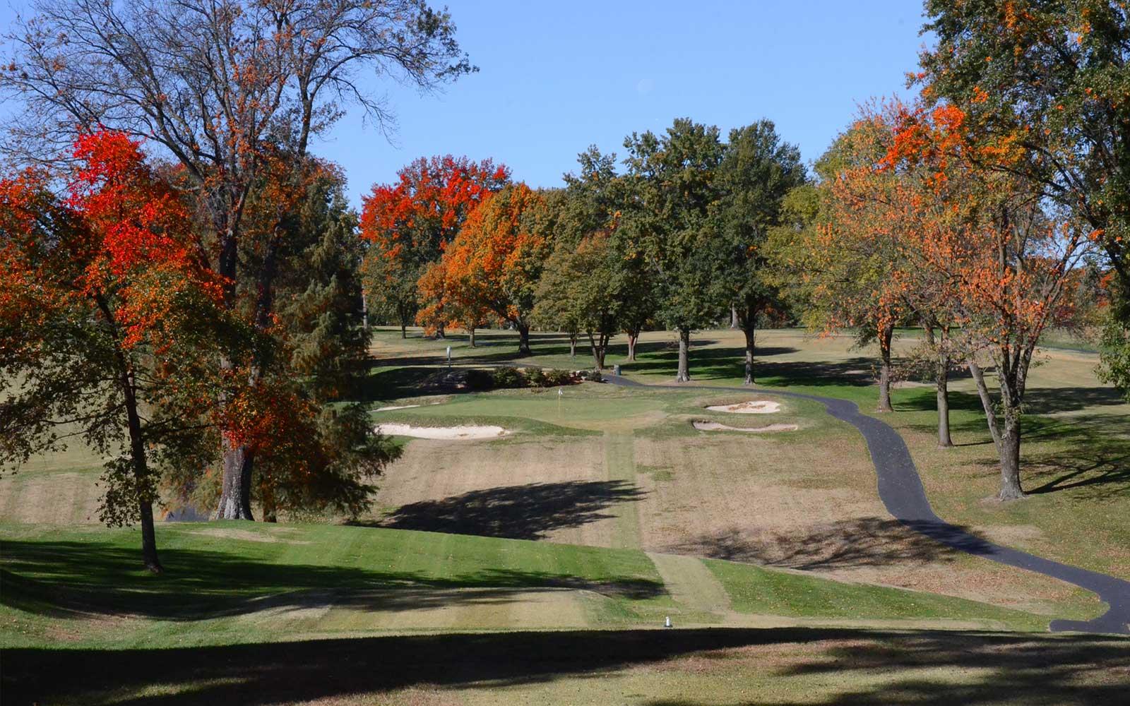Algonquin-Golf-Club,-St-Louis,-MO-7th Hole