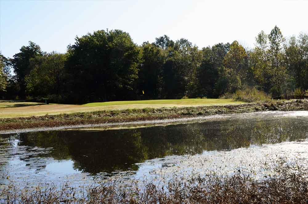 Arcadia-Valley-Country-Club,-Ironton,-MO-Pond