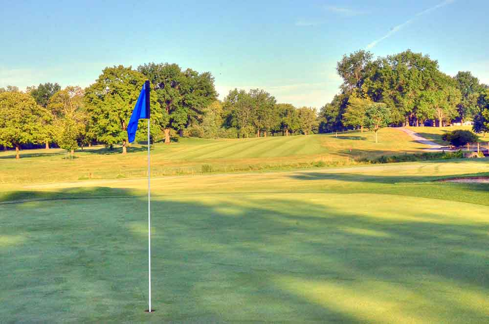 Ballwin-Golf-Course,-St-Louis,-MO-Flag