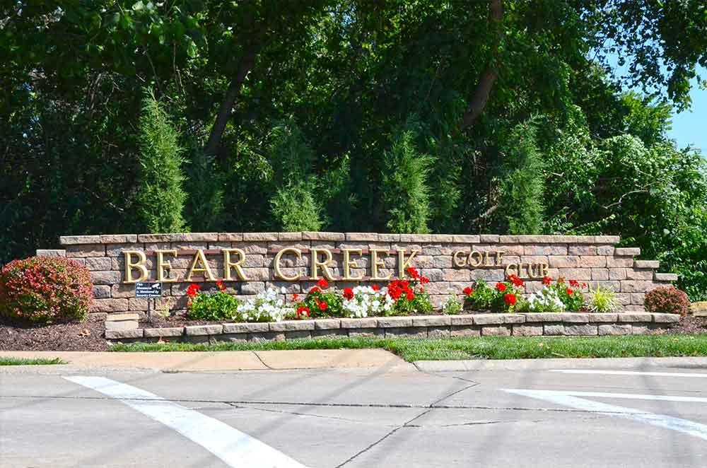 Bear-Creek-Golf-Club,-Wentzville,-MO-Sign
