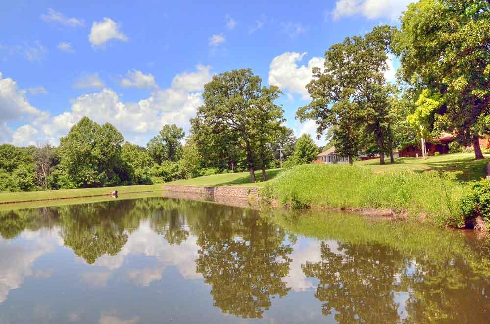 Briarbrook-Golf-Club,-Joplin,-MO-Lake