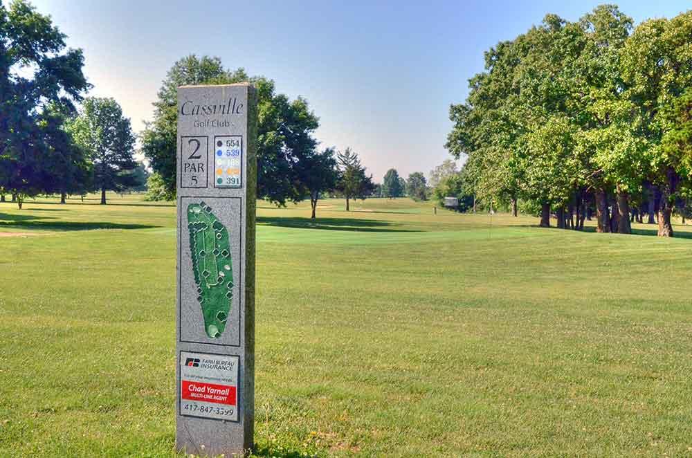 Cassville-Golf-Club,-Best-Golf-Courses-in-Southwest,-MO-Hole-2