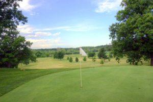 Center-Creek-Golf-Course,-Sarcoxie,-MO-Green