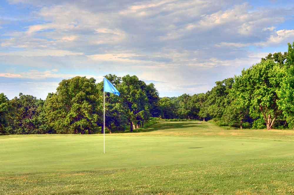Center-Creek-Golf-Course,-Sarcoxie,-MO-flag