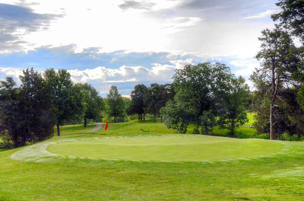 Country-Lake-Golf-Club,-Warrenton,-MO-Green