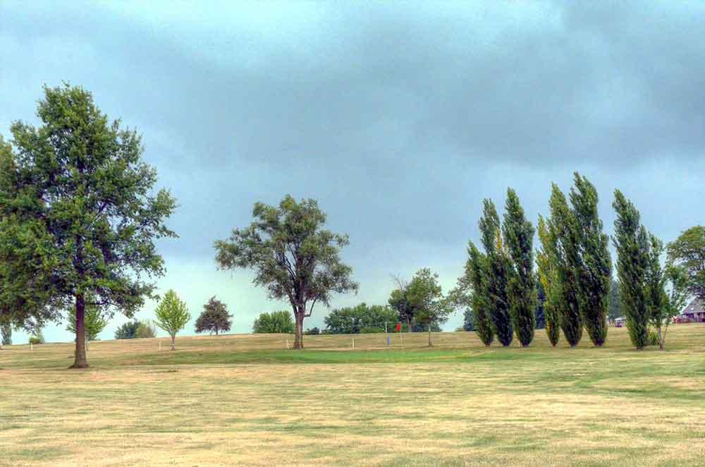 Daviess-County-Country-Club,-Gallatin,-MO-Trees