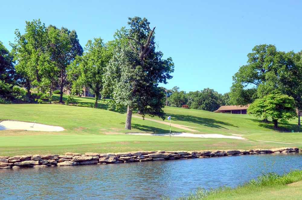 Eagle-Creek-Golf-Club,-Joplin,-MO-Pond
