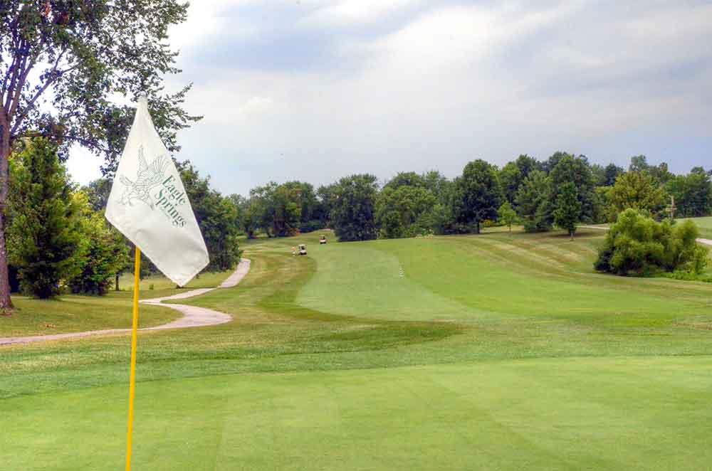 Eagle-Springs-Golf-Course,-St-Louis,-MO-Carts