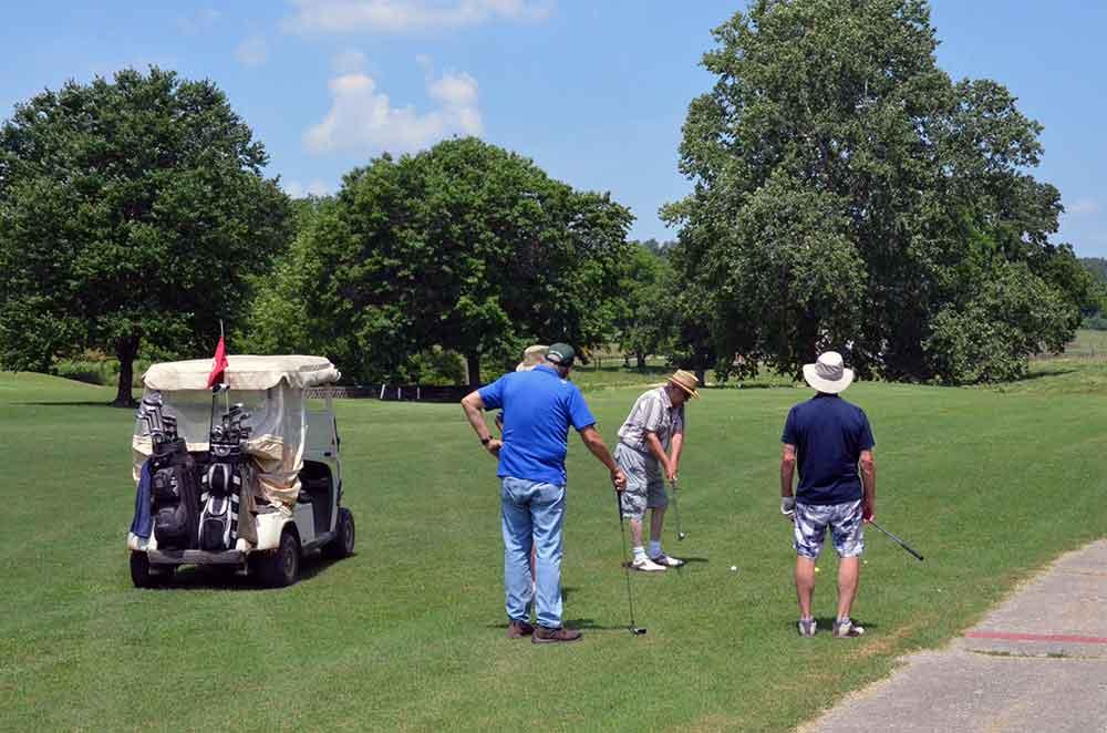 Elk-River-Golf-Club,-Noel,-MO-Foursome
