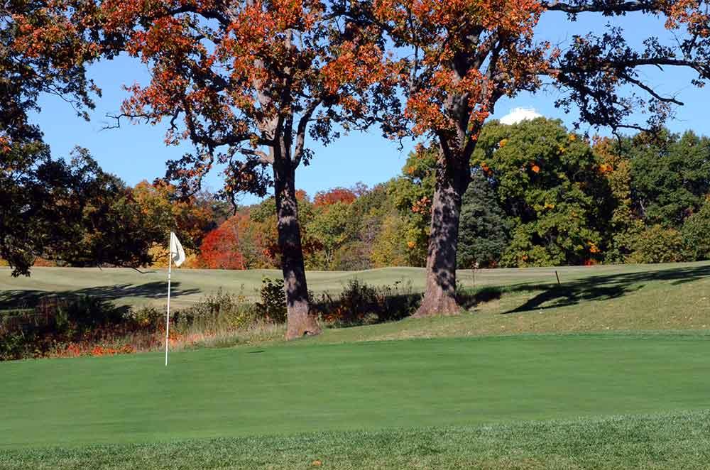 Franklin-County-Country-Club,-Washington,--MO,-Green