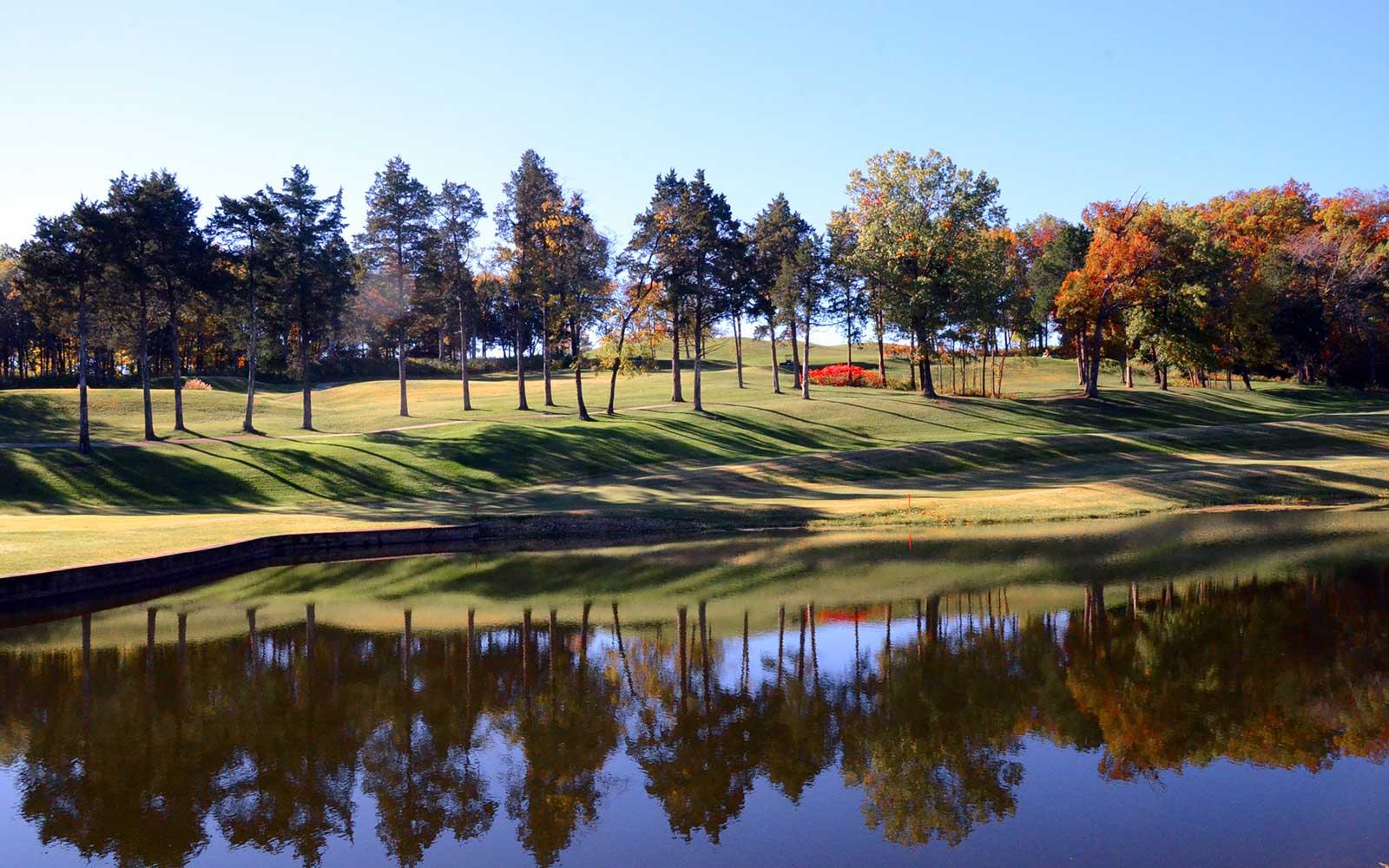 Franklin-County-Country-Club,-Washington,--MO,-Trees