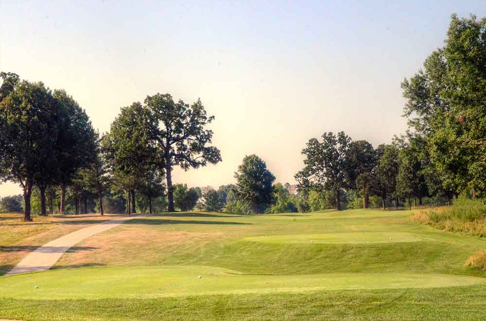 Fred-Arbanas-Golf-Course,-Kansas-City,-MO-Tees