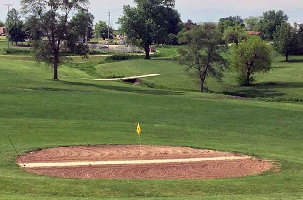 Grant-City-Golf-Club,-Grant-City,-MO-Green