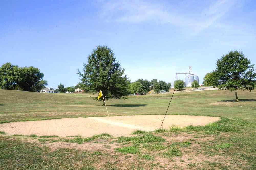 Grant-City-Golf-Club,-Grant-City,-MO-Sand