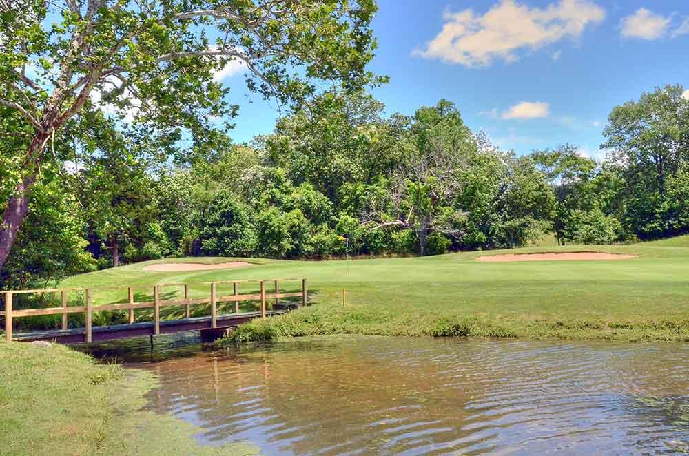 Innsbrook-Golf-Resort,-Innsbrook,-MO-Bridge