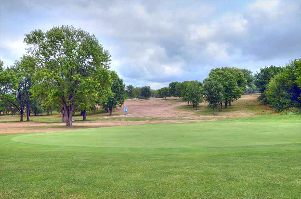 Lakeside-Country-Club,-Maysville,-MO-Green