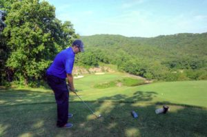 Ledgestone Country Club at Stonebridge Village. Golf Courses in Branson, Missouri