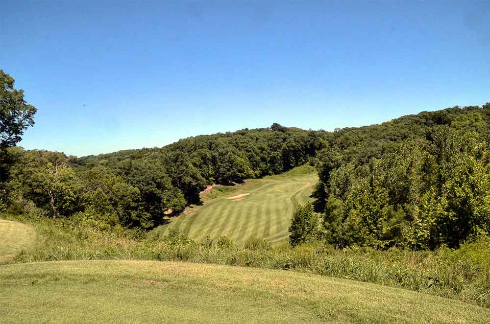 Missouri-Bluffs-Golf-Club,-St-Louis,-MO-Cliff
