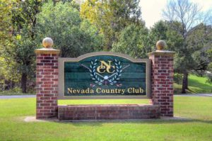 Nevada Country Club, Nevada Golf Courses