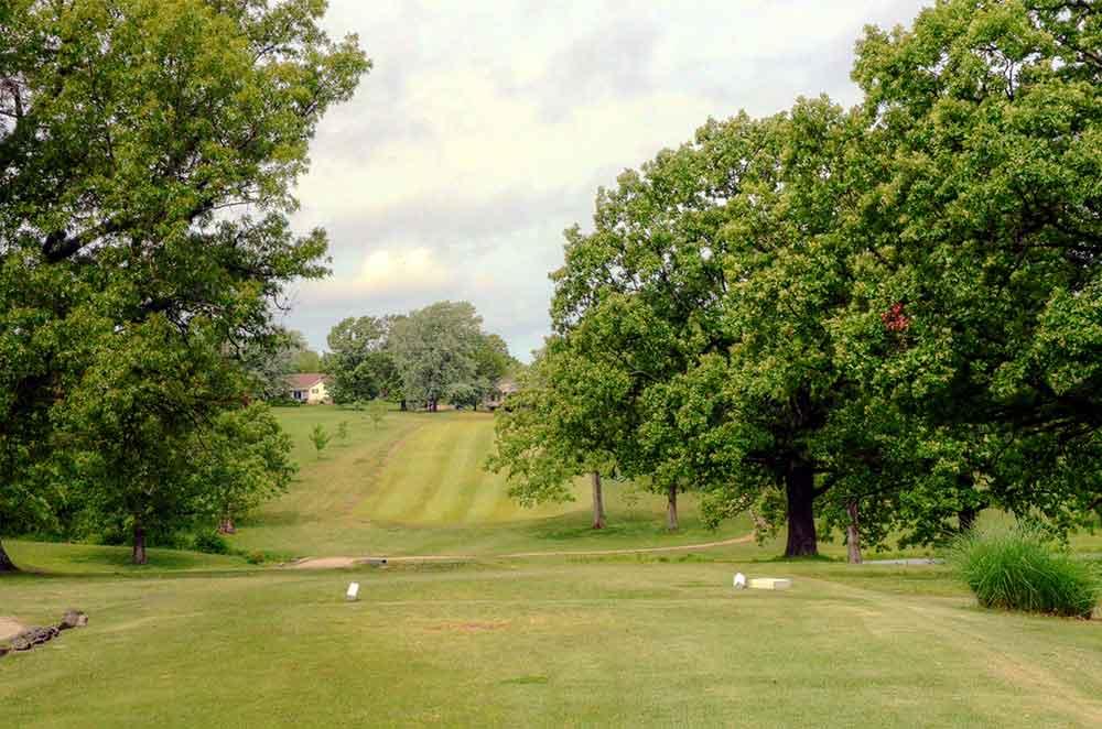 Oak-Hills-Country-Club,-Dixon,-MO-Fairway