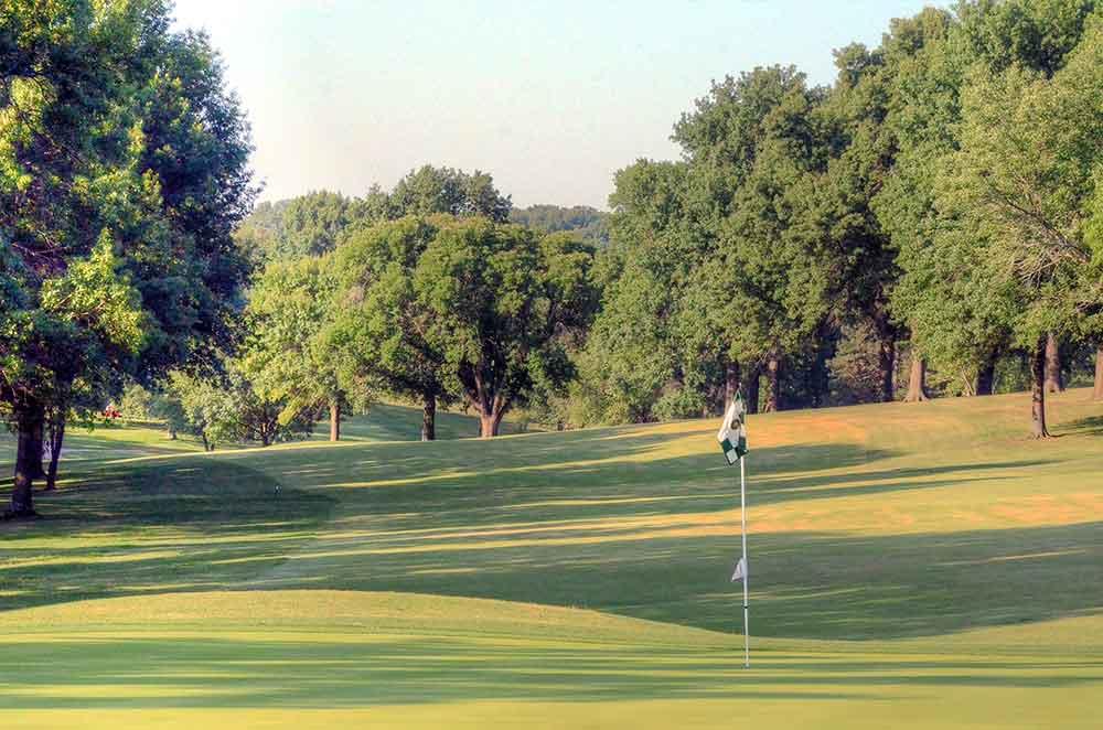 Oakwood-Country-Club,-Kansas-City,-MO-Green
