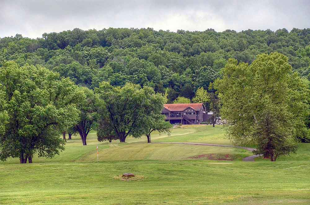 Piney-Valley-Golf-Course,-Ft-Leonard-Wood,-MO-ClubHouse